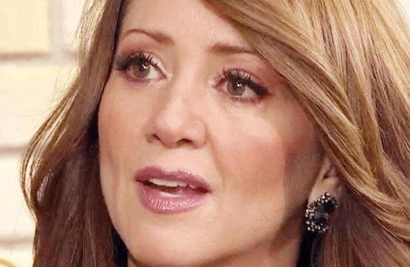 Andrea Legarreta se despide de sus compañeros del programa 'Hoy' #FOTOS