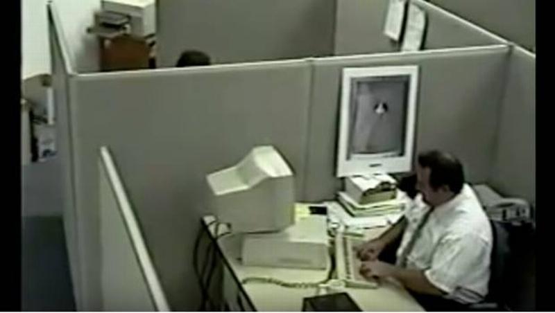 """Bad day"" el primer video que se volvió viral en internet #VIDEO"