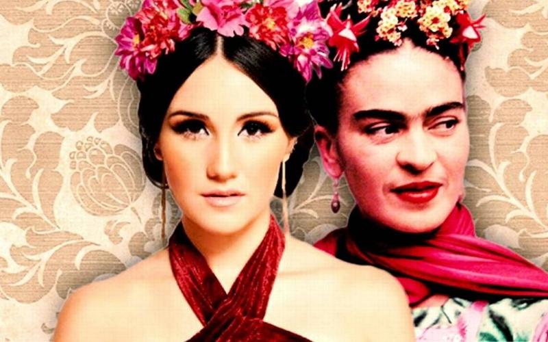 Dulce María desea comprar la muñeca de su tía abuela ¡Frida Kahlo! #FOTO