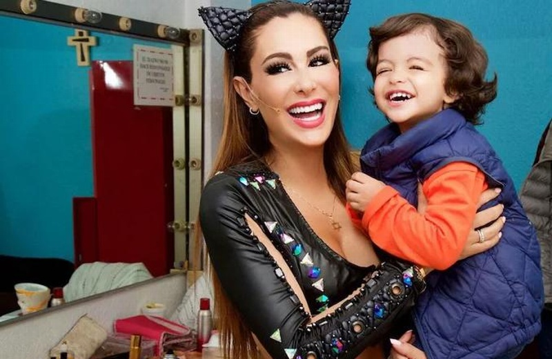 Filtran video del hijo de Ninel Conde diciéndole estúpida #VIDEO