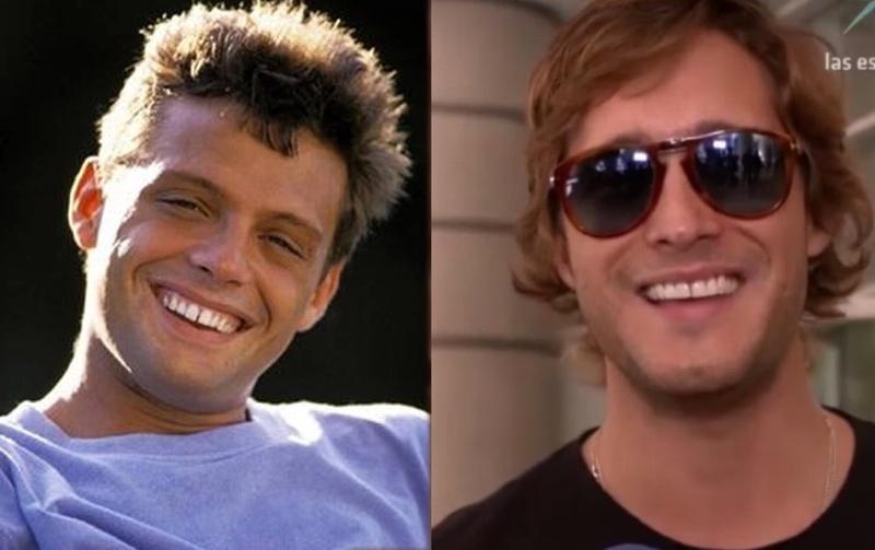Diego Boneta se despide de su dentadura al estilo Luis Miguel #FOTOS