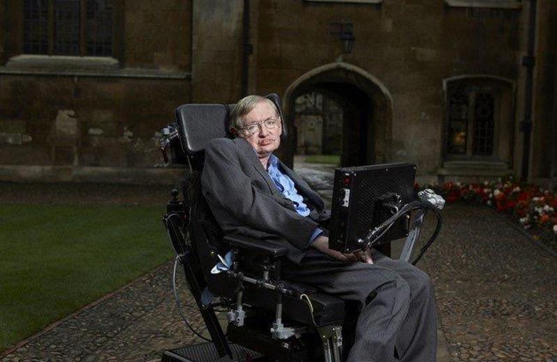 Fallece el físico Stephen Hawking