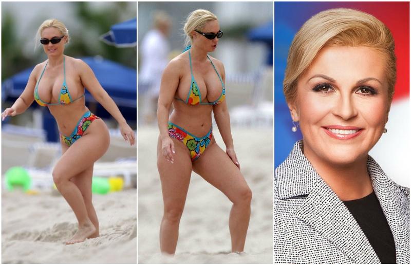 La Presidente más sexy del mundo ¡conócela! #FOTOS