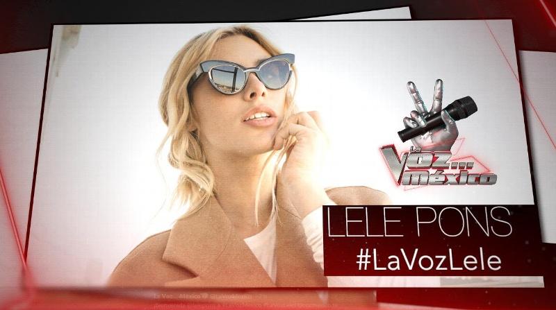 Lele Pons es la nueva conductora de 'La Voz México' #FOTOS