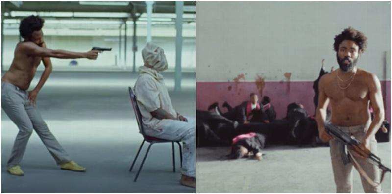 """""""This is America"""", el polémico video viral que crítica al racismo, la violencia y la indiferencia #VIDEO"""