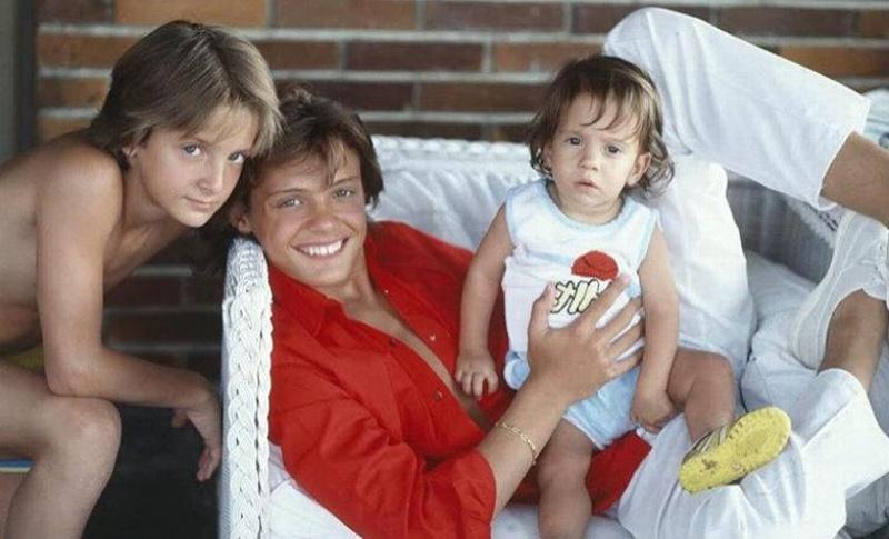 Así luce actualmente Sergio Basteri, el hermano menor de Luis Miguel #VIDEO