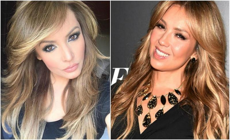 Paty Navidad y Thalía son ¡igualitas!.. Mira porqué #FOTOS