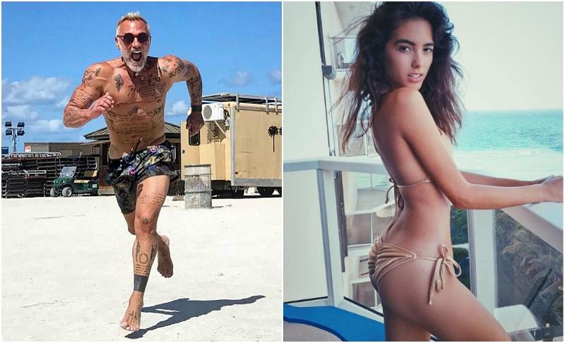 Ella es la modelo venezolana que conquistó el corazón del millonario Gianluca Vacchi #FOTOS