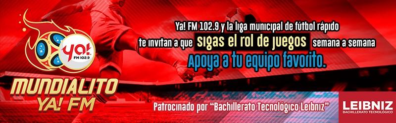 Mundialito Ya! FM