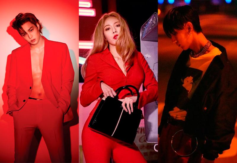 Parejas del K-Pop que nos sorprendieron en el 2018