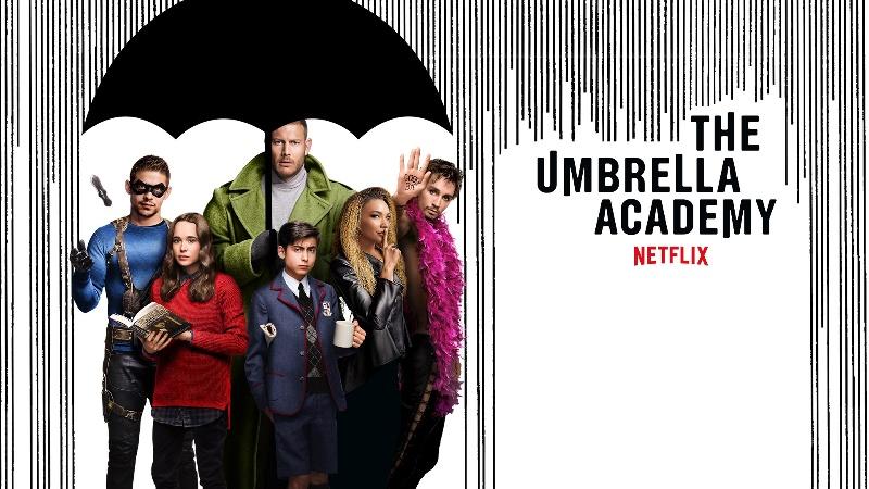 """""""The Umbrella Academy"""",una nueva propuesta dentro de las producciones de superhéroes"""