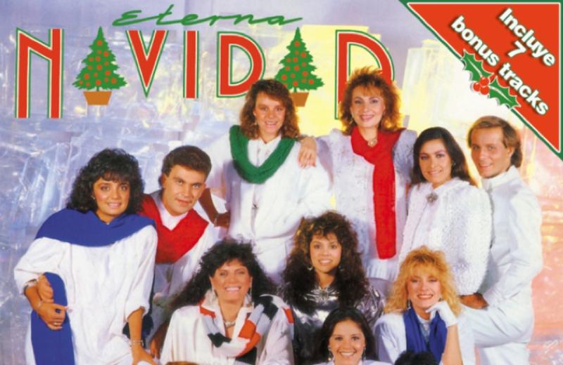 Navidad, eterna navidad, y los villancicos peinados con crepé ochentero.