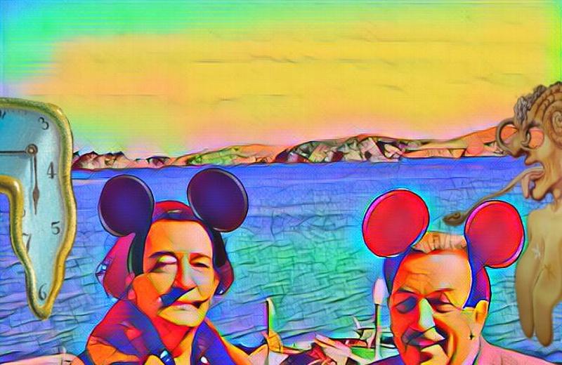 De fantasía 2000 a Salvador Dalí