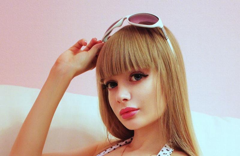 Angelica Kenova, la nueva Barbie Humana