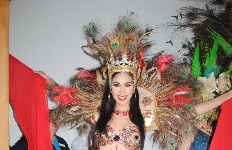 Acayucan, Antigua y Naolinco gana como mejores Trajes Típico de Miss Earth Veracruz 2018 #FOTOS