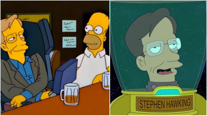 7 momentos en televisión que hicieron de Stephen Hawking un icono popular #VIDEOS