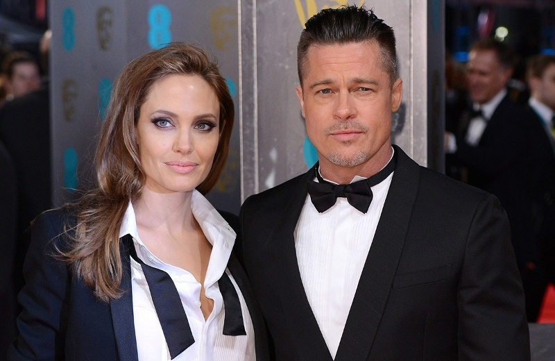 Angelina Jolie estrena romance con joven actor ¿más sexy que Brad Pitt? #FOTO