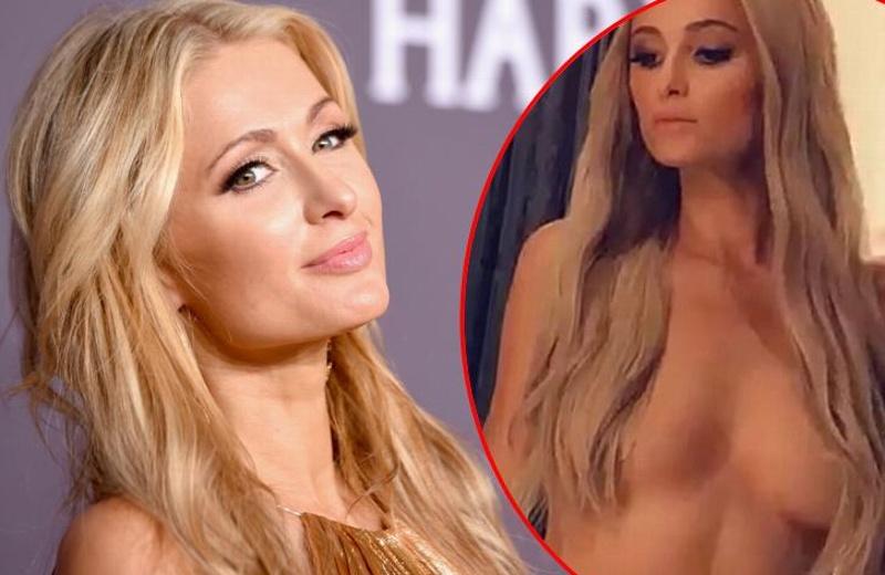 OMG!! Paris Hilton da sorpresita a sus fans… Enseña de más en video #VIDEO