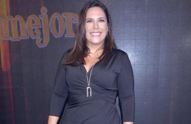 ¡Espectacular! Así luce Angélica Vale en su regreso a las telenovelas ¡con varios kilos menos! #FOTOS