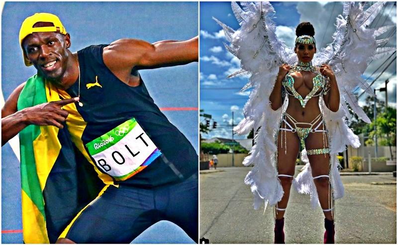 Novia de Usain Bolt vuelve locos a todos, ¡le llaman la 'Kardashian jamaicana' #FOTOS
