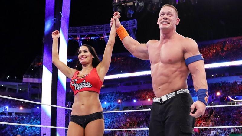 ¡Se acabó el amor! John Cena y Nikki Bella se divorcian #FOTO