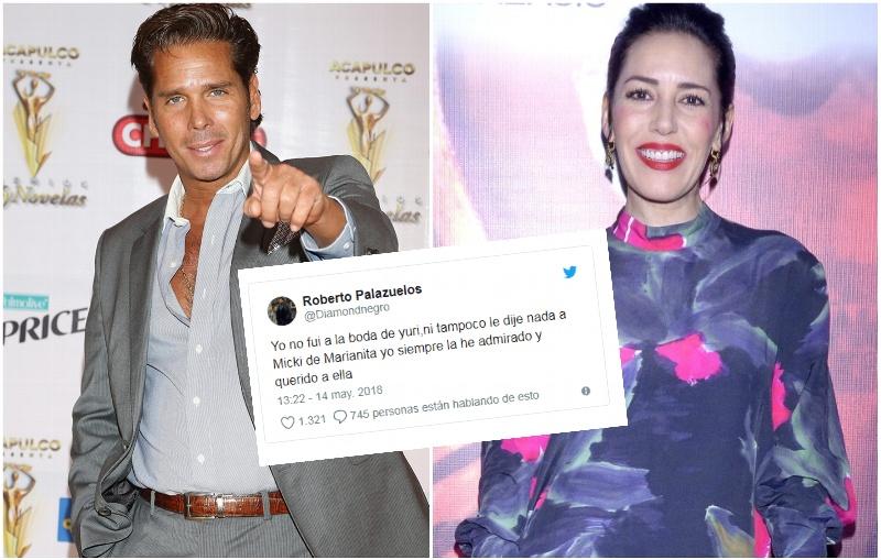 Roberto Palazuelos y Stephani Salas se defienden y cuentan su verdad sobre la boda de Yuri #FOTOS