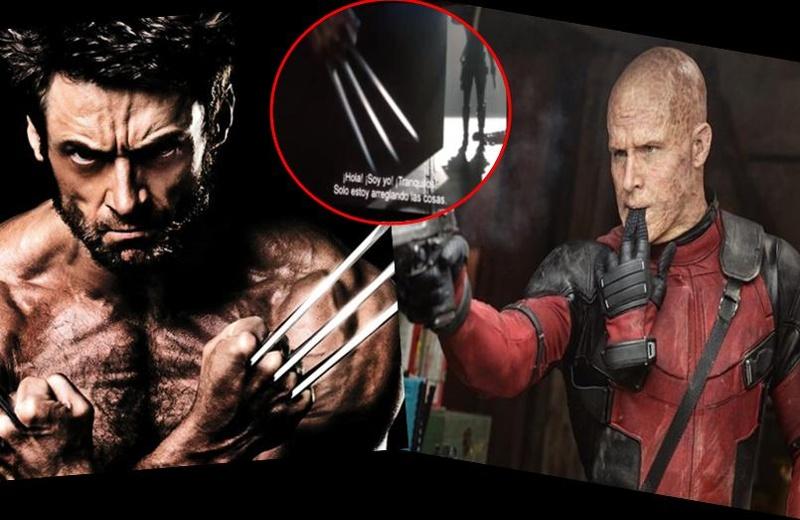 Filtran escena de 'Deadpool 2' junto a Wolverine y el Ryan Reynolds de Linterna Verde #VIDEO