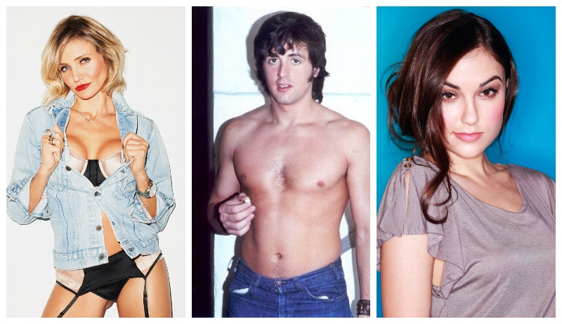 OMG!! Famosos de Hollywood que iniciaron en la industria del porno #FOTOS