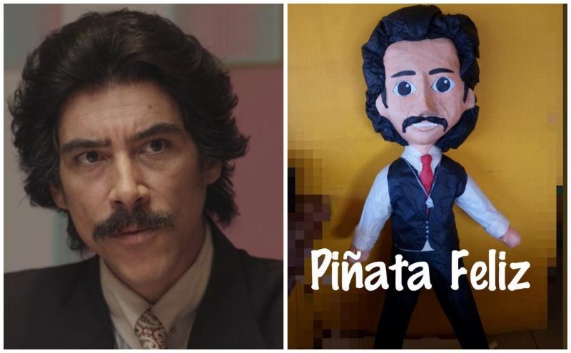 Crean piñata de Luisito Rey, ¡para que lo puedas golpear! #FOTO