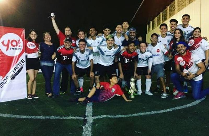 Egipto es campeón del Mundialito de Ya! FM #VIDEO