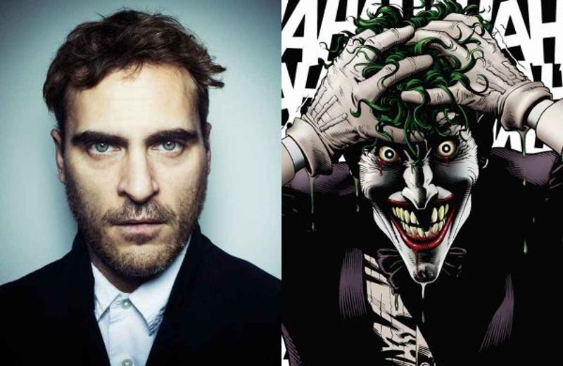 ¡Oficial! Joaquin Phoenix será el nuevo Joker #FOTOS