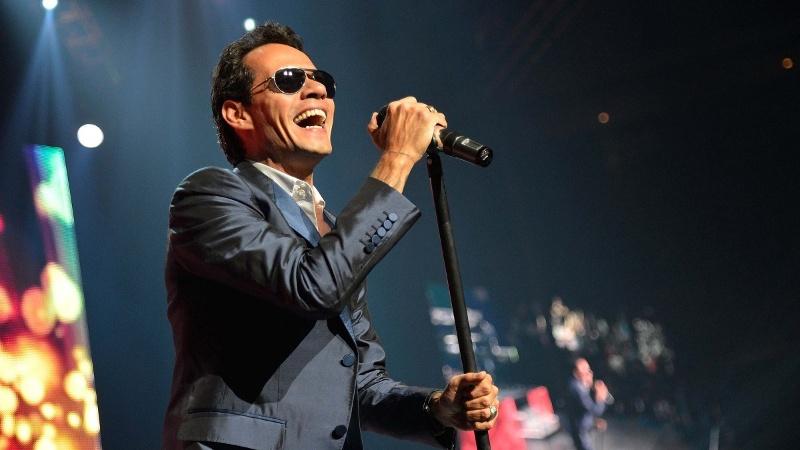 ¡Confirmado! Marc Anthony en concierto en Veracruz