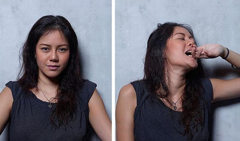 Así cambia el rostro de una mujer cuando llega al orgasmo #FOTOS