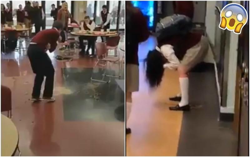 La historia detrás de la broma con laxantes en la escuela #VIDEO