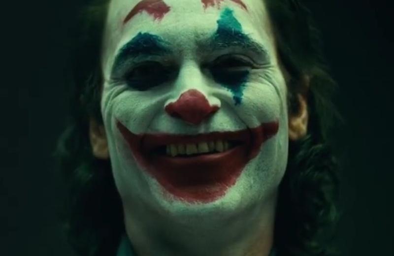 ¡Detengan todo! Así luce Joaquin Phoenix maquillado como 'Joker' #VIDEO