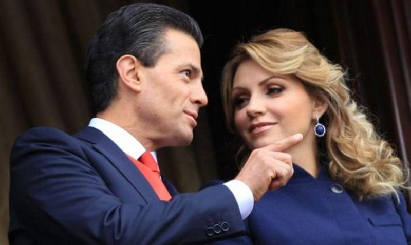 Angélica Rivera confiesa porque Peña Nieto se casó con ella #VIDEO