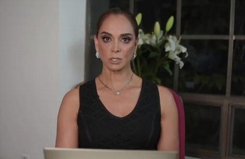 Lupita Jones responde a quienes la señala como responsable de muerte de mujer transgénero #VIDEO