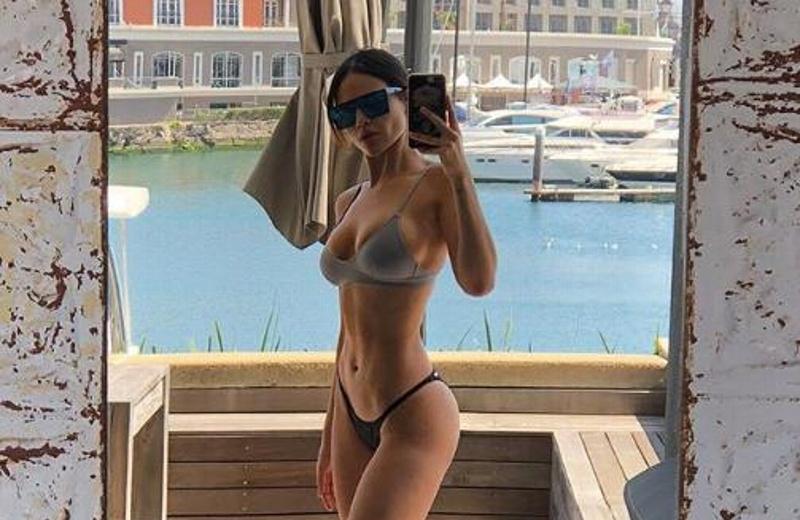 Eiza Gonzáles conquista a sus fans con sexy selfie en bikini #FOTO