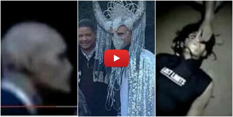 La aterradora teoría conspiratoria de la caída de YouTube… ¡Ovnis, sacrificios y reptilianos! #VIDEO