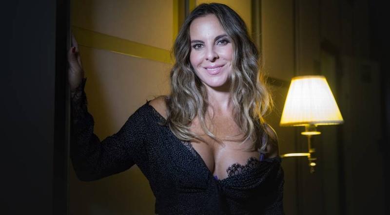Kate del Castillo sorprende a sus  fans al revelar desnudo para Playboy #FOTO