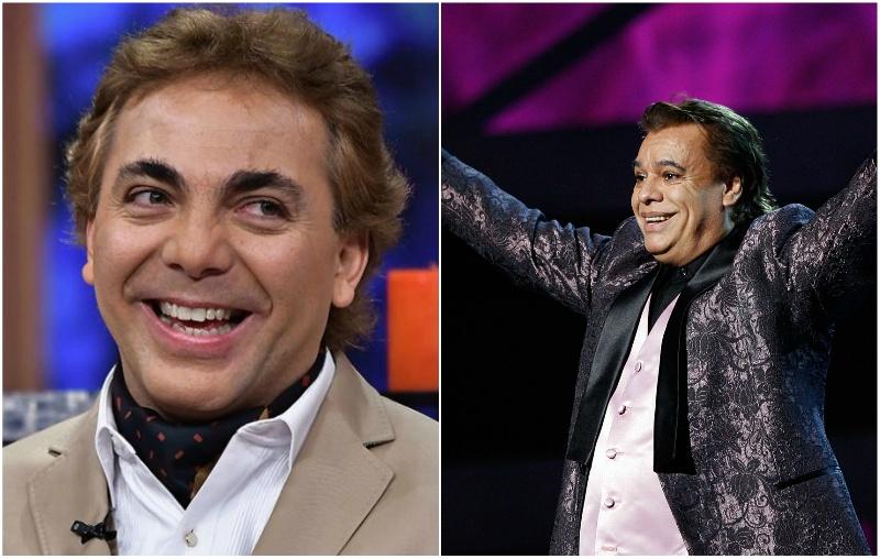 Cristian Castro planea hacer gira con Juan Gabriel #VIDEO