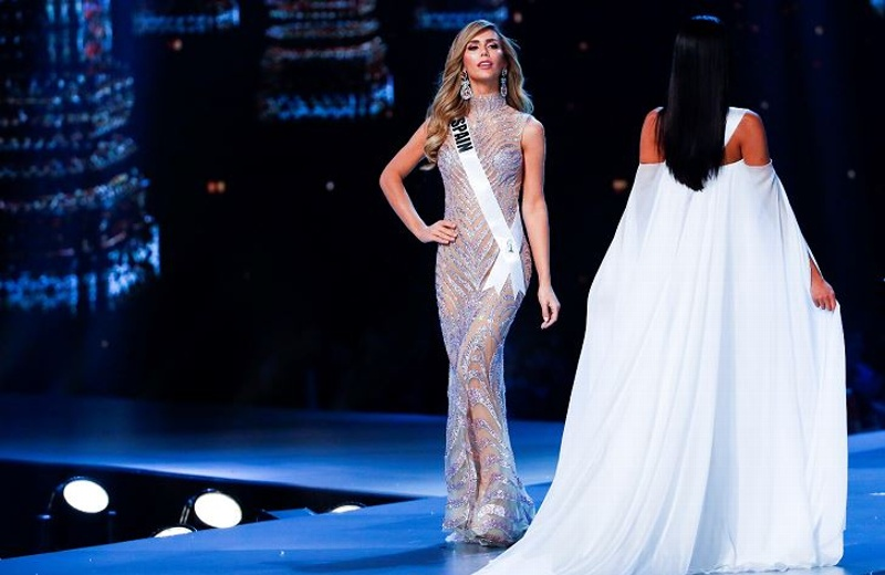 ¡Tómala! Ángela Ponce los calla a todos con espectacular video de su camino a Miss Universo(+VIDEO)