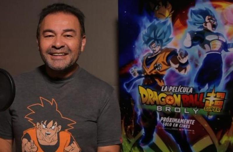 ¡NOOOOOO! Por poco y nos quedamos sin Mario Castañeda como Goku