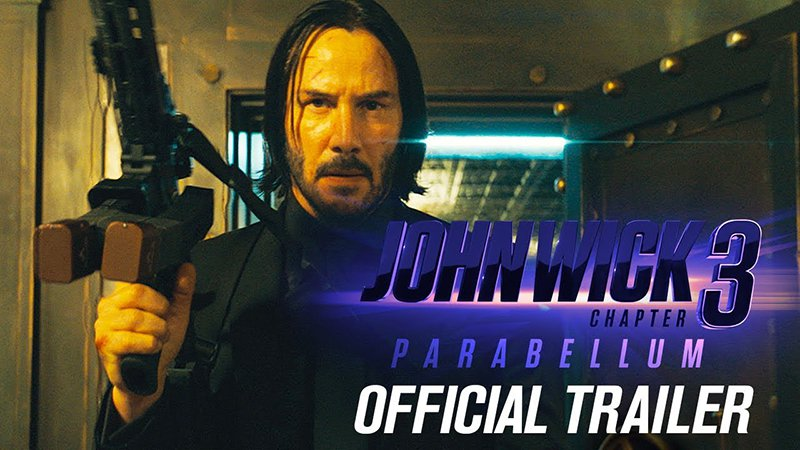 ¡Keanu Reeves llega al final! Sale primer tráiler de John Wick Chapter 3: Parabellum #VIDEO