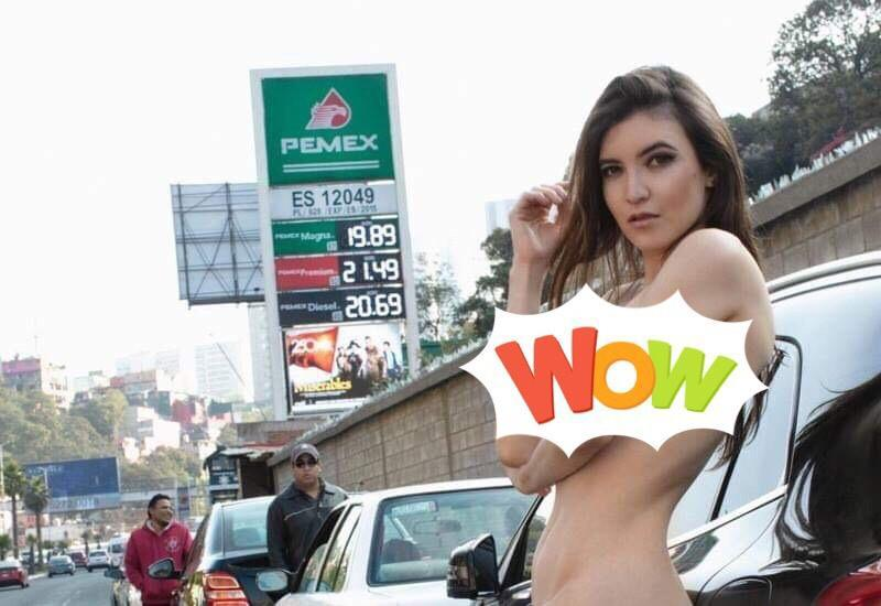 La chica de la gasolinera responde a sus haters #VIDEO