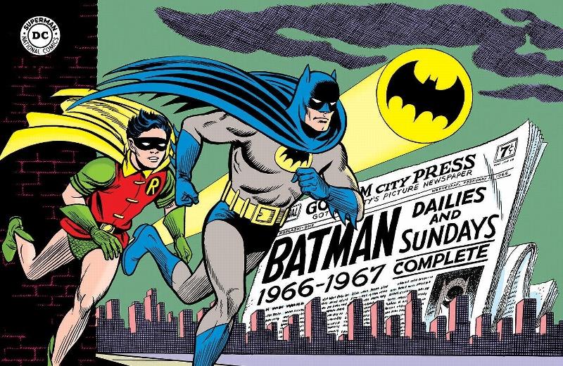 ¡Santos problemas, Batman! Roban 450 cómics valuados en 1.4 millones de dólares