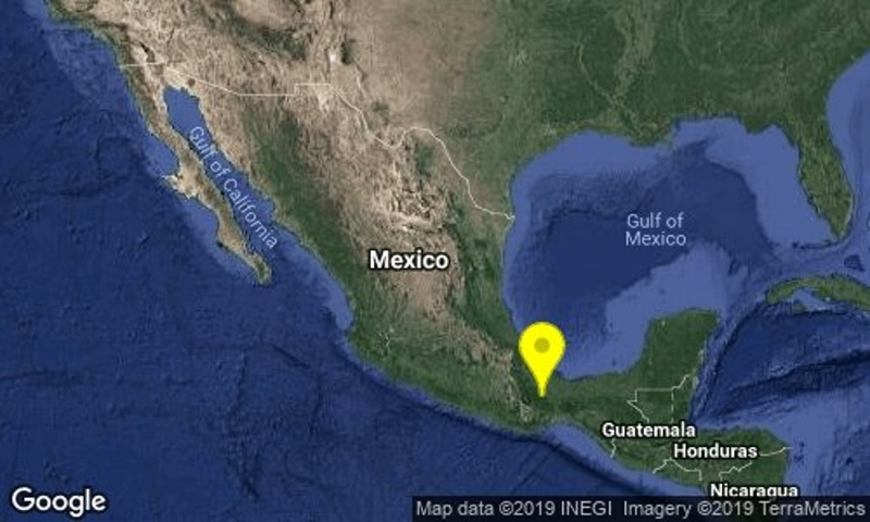 ¡Hubo sismo en Isla, Veracruz!
