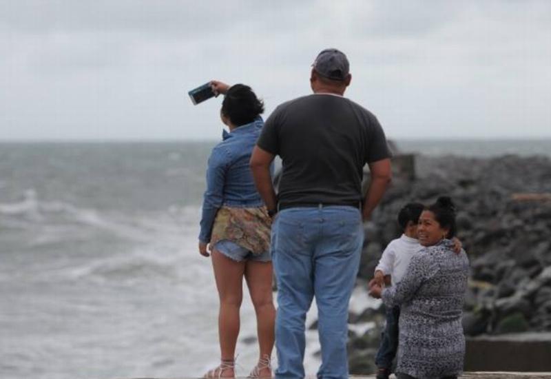 Viento de norte volverá a barrer tu kokoro en Veracruz
