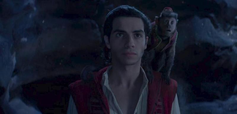 Nuevo vistazo de 'Aladdin', nos revela la apariencia de El Genio