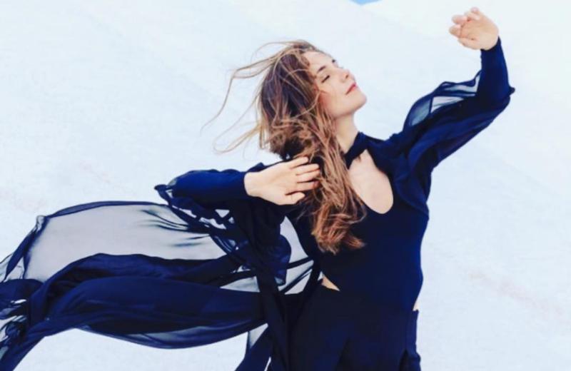 Camila Sodi a punto hacerle competencia musical a su tía Thalía #VIDEO